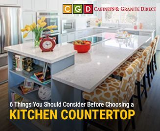 How to Select the Best Kitchen Countertop