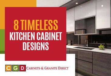 8 Timeless Kitchen Cabinet Designs