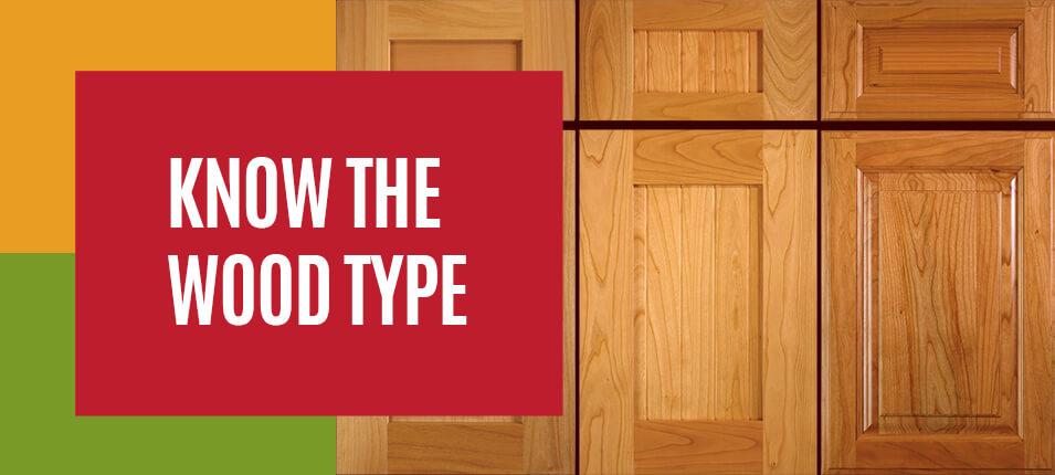 Know the Wood Type